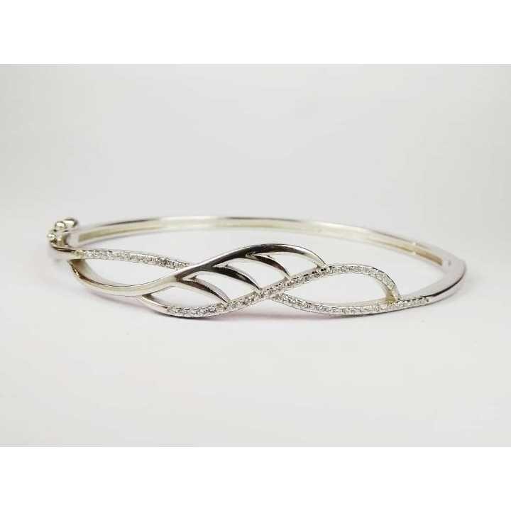 925 Starling Silver Bracelet. NJ-B0968
