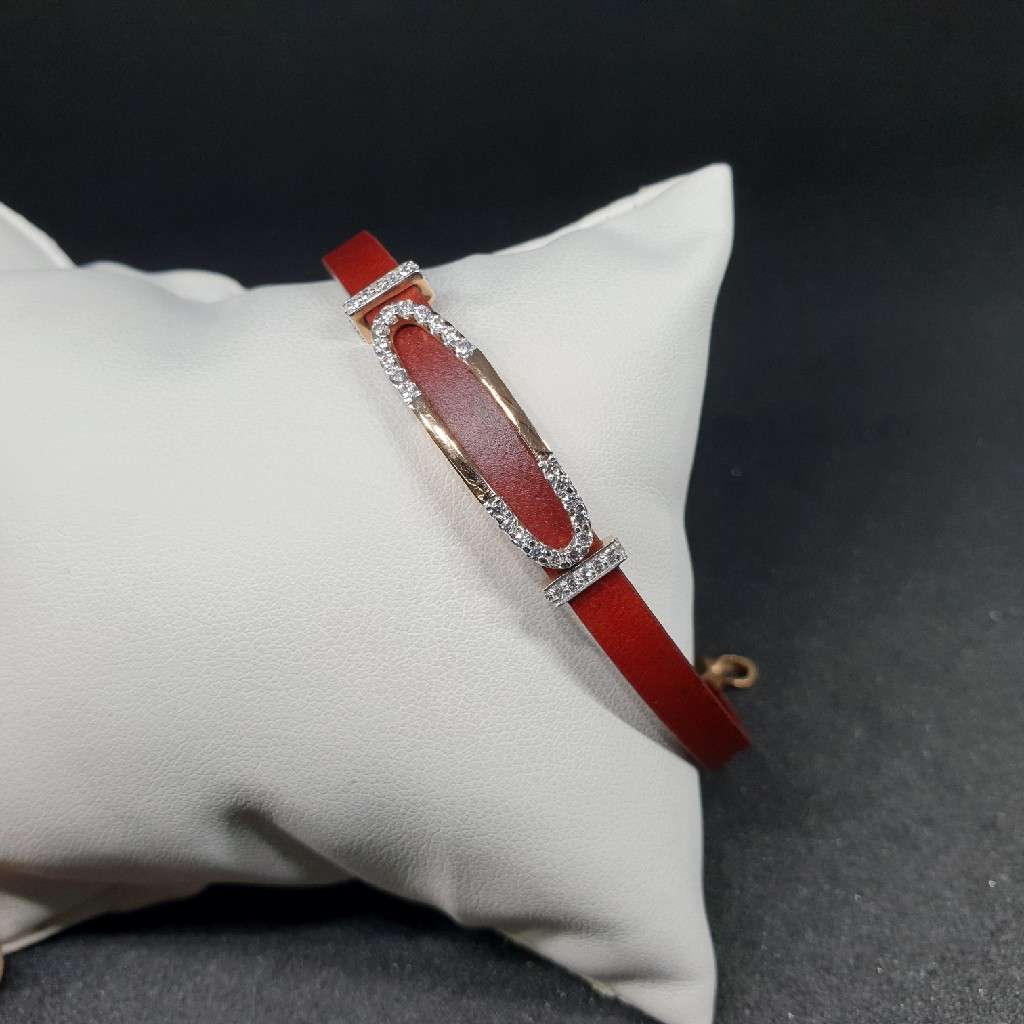 18k Rose Gold Ladies Bracelet