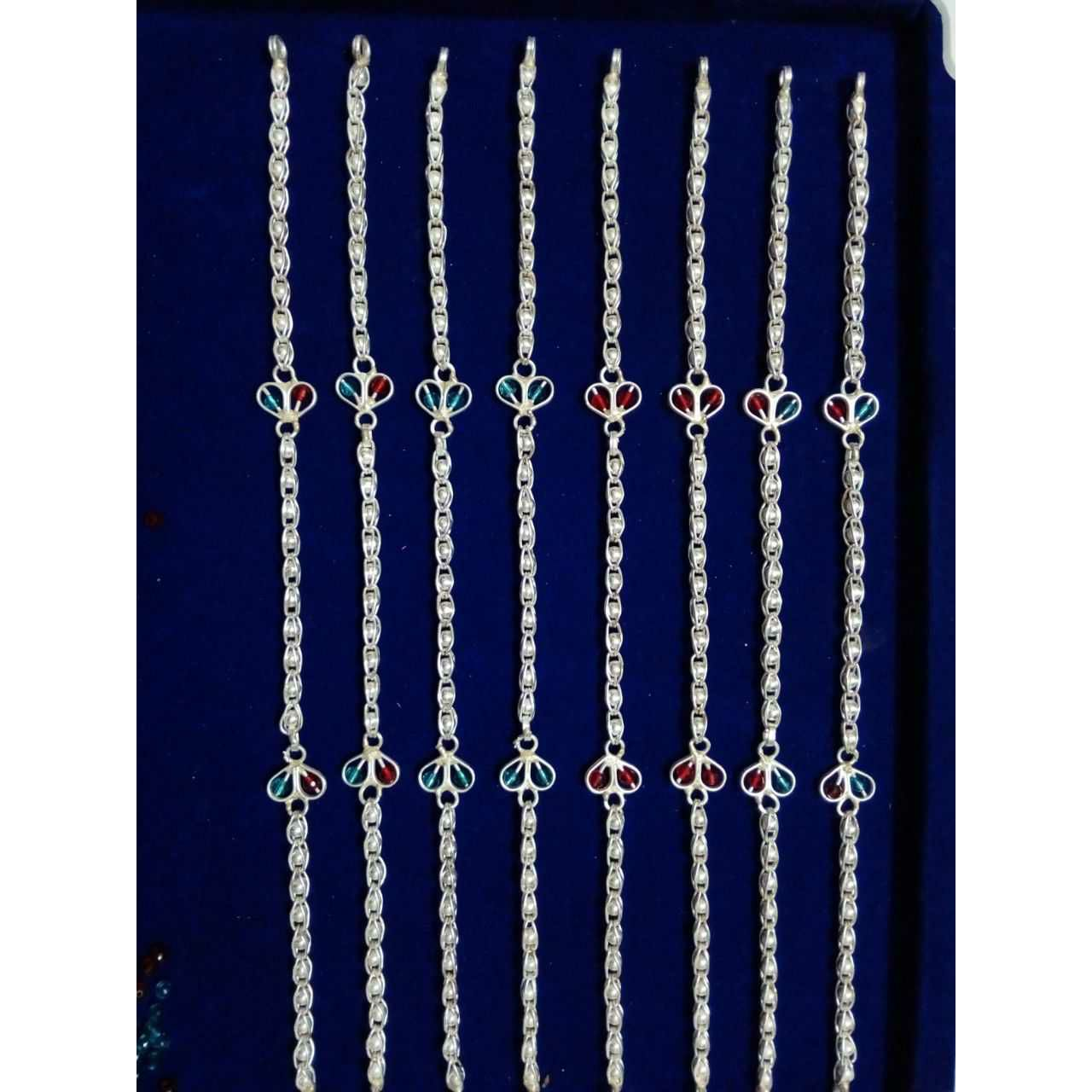 Different Look Beautiful Anklet(Payal) Ms-2614