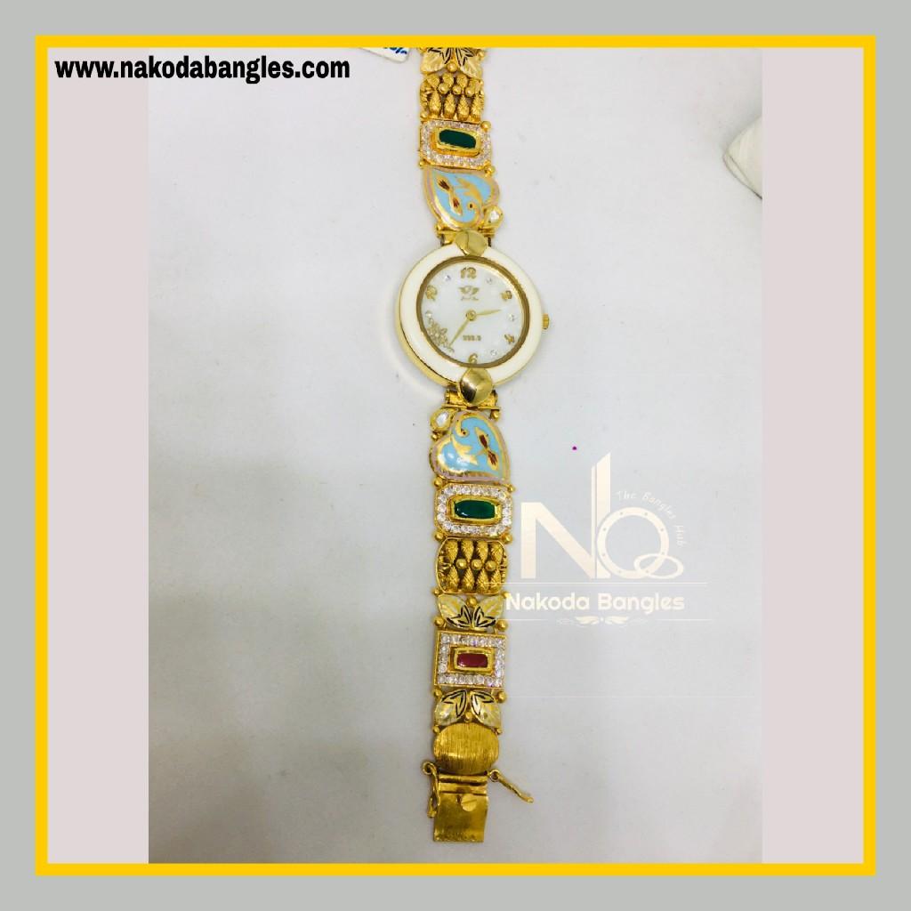 916 Gold Antique Watch NB - 1022