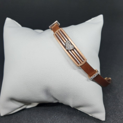 Rose Gold Ladies Bracelet