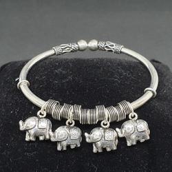 Silver Ladies Bracelet