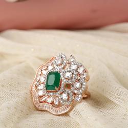 Gold Fancy Ring