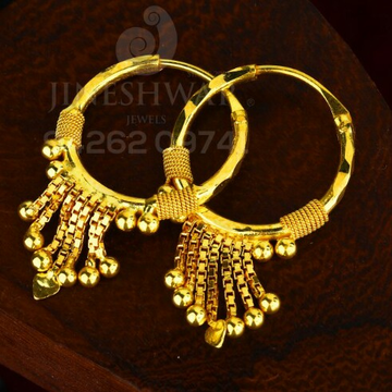 PLAIN GOLD FANCY KADI (18 CARAT)