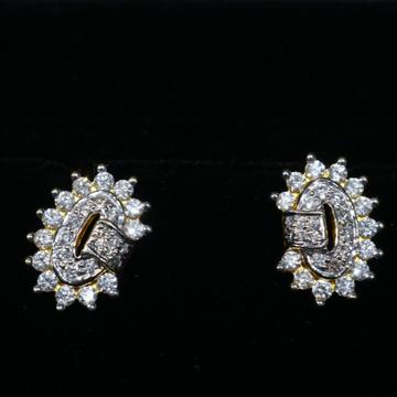 Diamond Earings by
