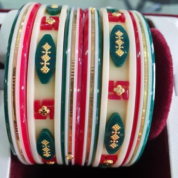 Gold chudi & bangals by Shree Kesar Gold Palace