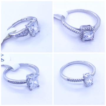 925 Ladies Ring by Pratima Jewellers
