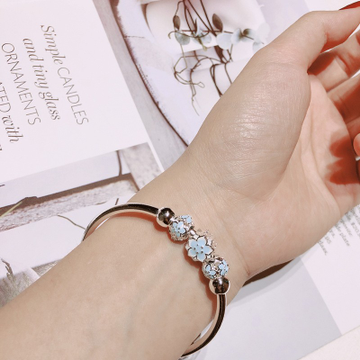 92.5 Silver Ladies Bracelets