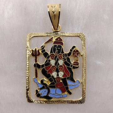 916 Gold Mahakali Maa Minakari Pandals