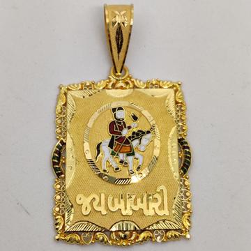 916 Gold Minakari & Fancy Ramdev Pir Pandals Collection
