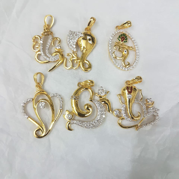 Pendent by Aaj Gold Palace