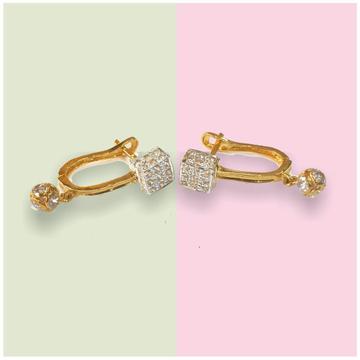 Gold Earrings Bali