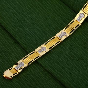 Mens Casting Gold Bracelet