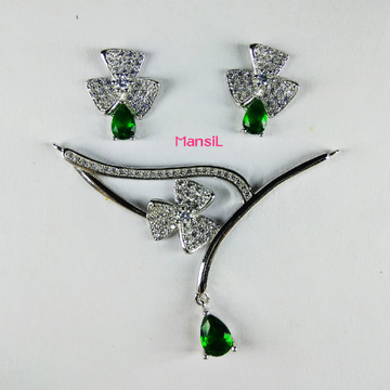 92.5 sterling silver Mangalsutra pendants