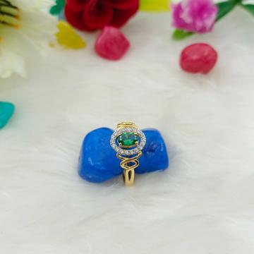 Ladies Ring 916 Gold hallmark by Ranka Jewellers