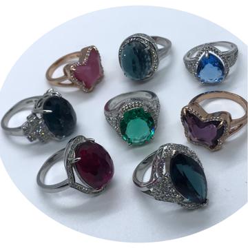 925 sterling silver Rings by Veer Jewels