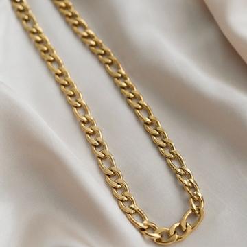 Gold Gent's Chain by Harekrishna Gold