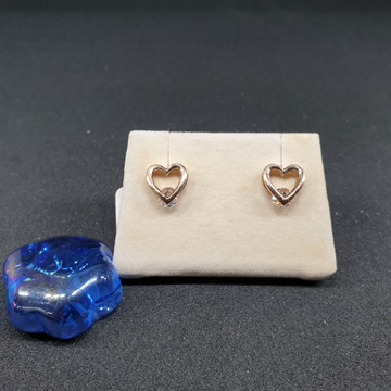 Rose Gold Earring by