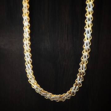 Handmade chains by Suvidhi Ornaments