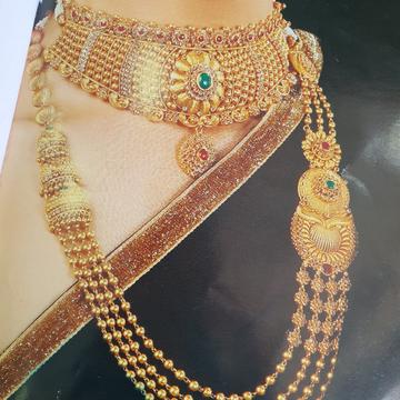 1 gram all items by Shree Kesar Gold Palace