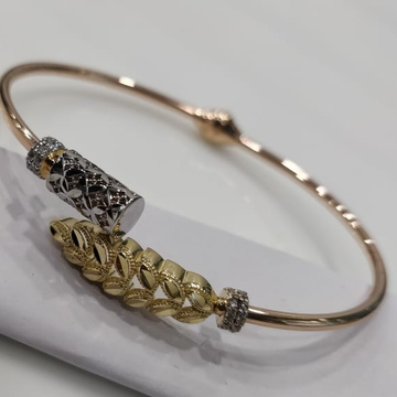18kt italian jewellery and chain by