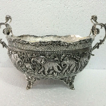 Silver Bowls by