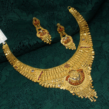 SIMPLE NECKLACES by Simandhar Jewellers