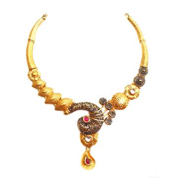 Antique Half Necklace Set