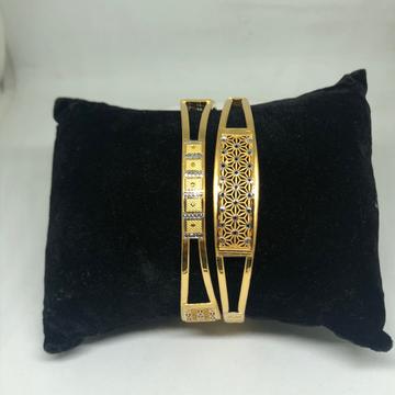 Fancy copper kadli by V.N. Jewellers