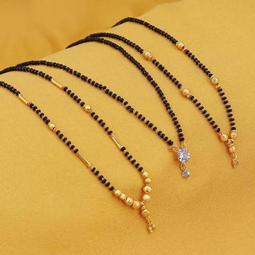 MANGALSUTRA GOLD by Ghunghru Jewellers