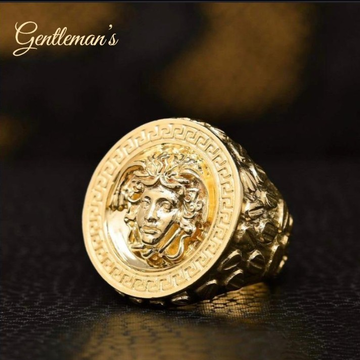 Gold Gentleman Ring