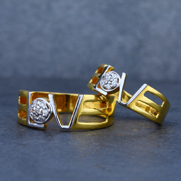 Couple Gold Ring