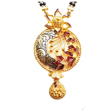 Gold Mangalsutra Pendants
