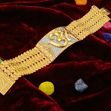 916 Gold Gents lucky by Ranka Jewellers