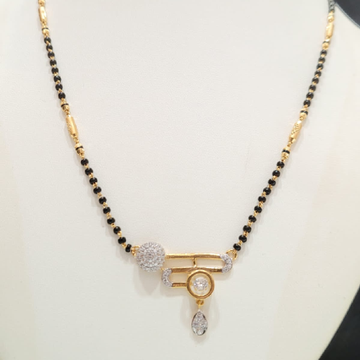 916 Gold Mangalsutra by