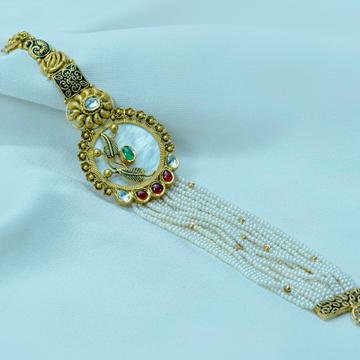 Gold Antique Bracelet by