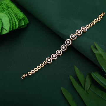 Rose Gold Ladies Bracelet