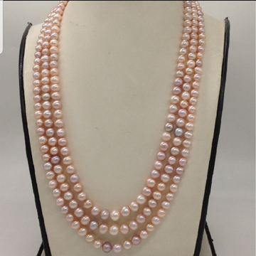 Pearls Multiple Strands Mala