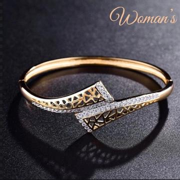 Gold Ladies Rings by