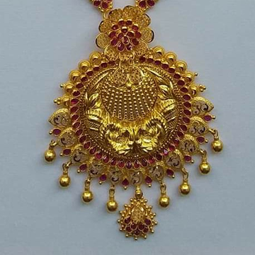 Mangalsutra Pendant by