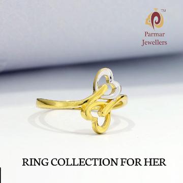 Gold Ladies Ring
