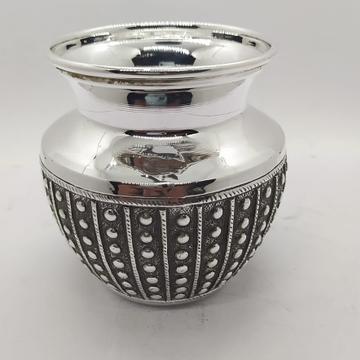 Antique Silver Kalash Karwa Lota