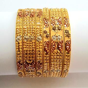 Gold Bangle Kada