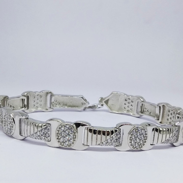 92.5 sterling silver men's kada and bracelet