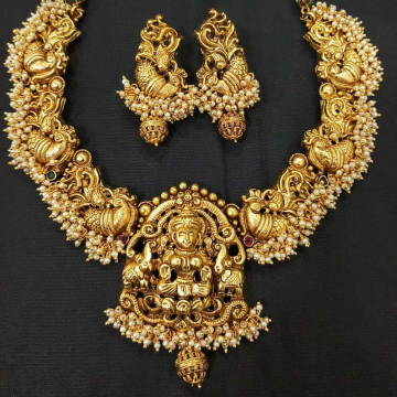 ANTIQUE GOLD FORMING JEWELLERY