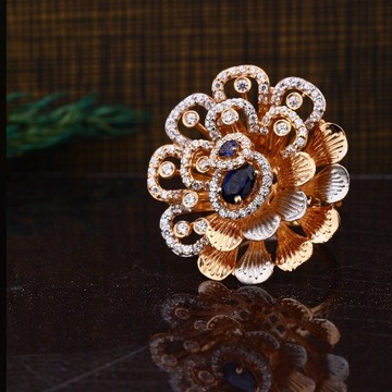916 Hallmark Ladies Ring by Pratima Jewellers
