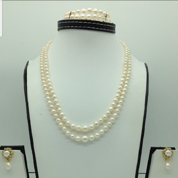 Pearls Plain Sets