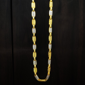 Indo italion chain by Suvidhi Ornaments