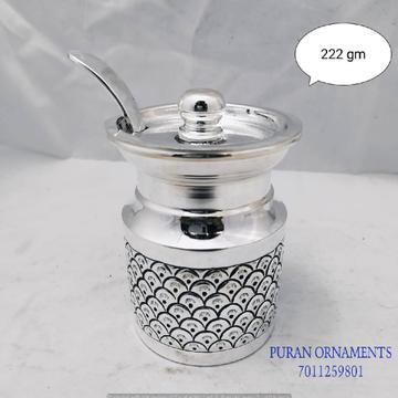 Antique Silver Gheedani by