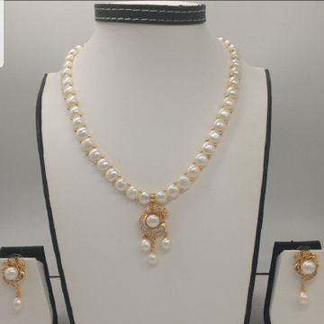 1 Line Pearls Pendent Sets
